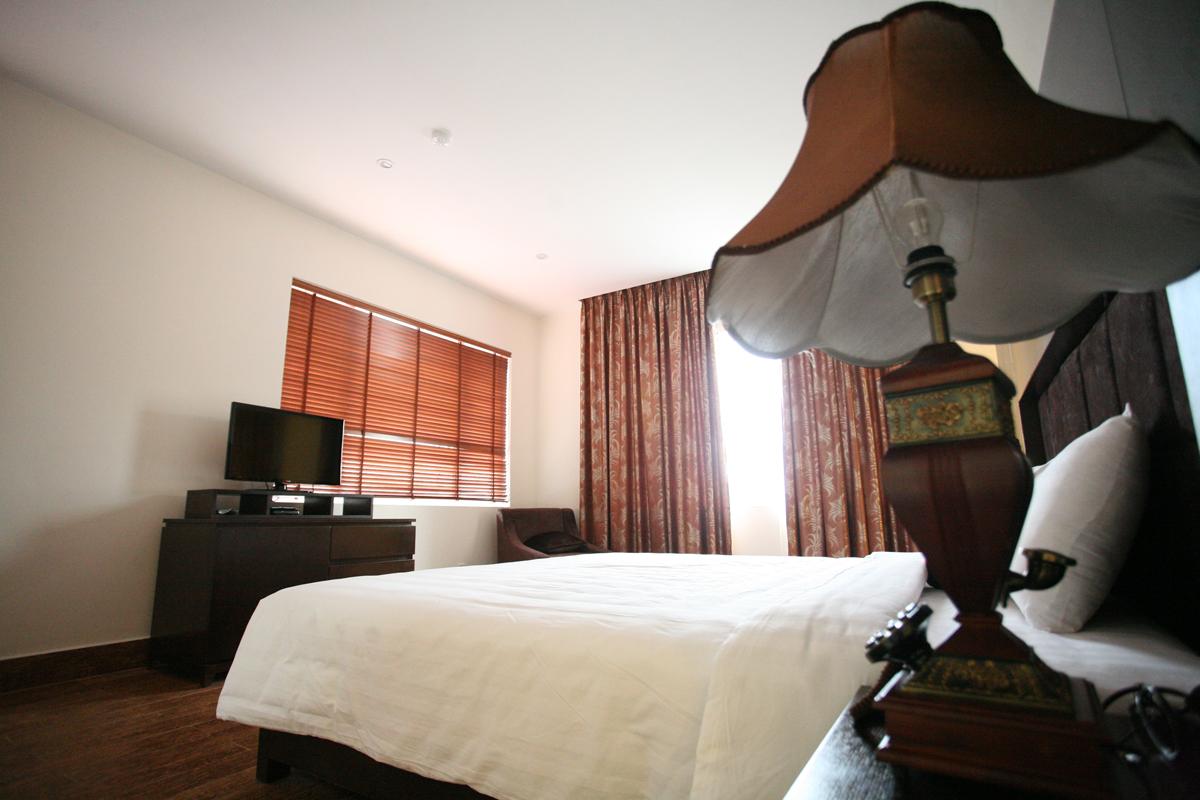Phòng nghỉ cao cấp